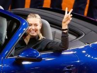 Шарапова спечели Porsche