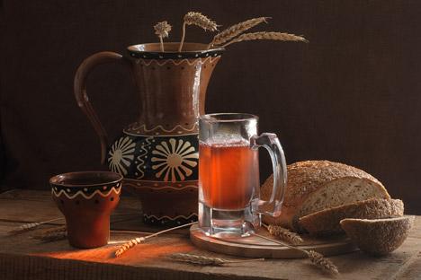 Квас: истинската руска национална напитка