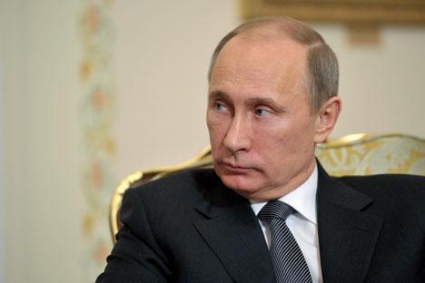 Владимир Путин изпрати сигнал на корупционерите