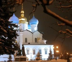 Исторически архитектурен комплекс Казански Кремъл