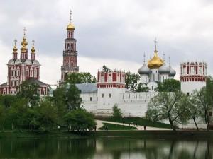 Комплекс на Новодевическия манастир