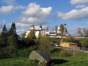 Комплекс на Ферапонтов манастир