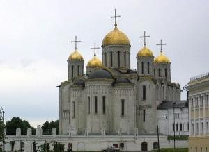 Паметници от бял камък във Владимир и Суздал
