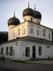 Исторически паметници в Новгород и покрайнините му