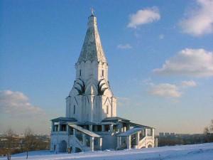 Църква на Възнесението в Коломенско