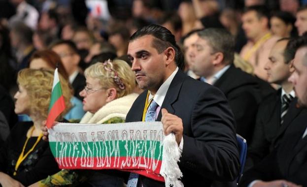 Българският трибагреник се вя пред очите на Путин