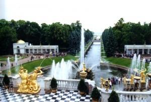Световно наследство в Русия