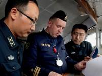 и Китай стартираха военно-морските  учения в Средиземно море
