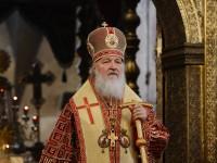 Патриарх Кирил:  Църквата не трябва да се подчинява на влиянието на световните центрове