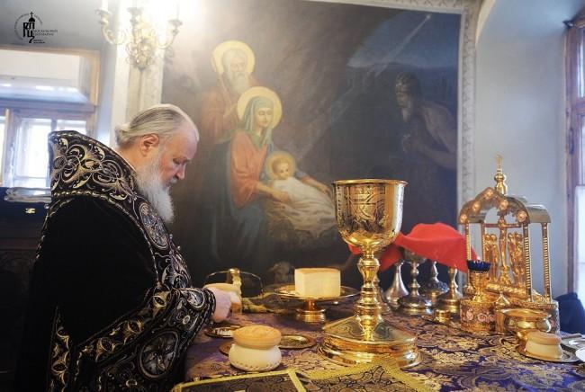 Патриарх Кирил постави външната политика на Русия като пример за други държави