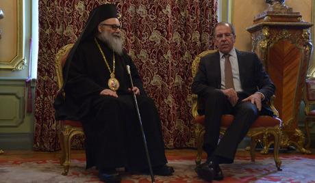 Лавров: Арабската пролет пряко засяга съдбата на християнството