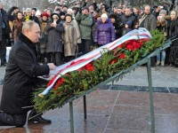 светът трябва да помни подвига на жителите на блокадния Ленинград