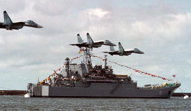 Русия ще измести НАТО от Средиземноморието
