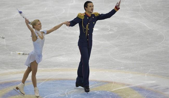 Успехи на руските фигуристи