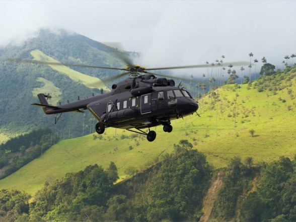 Нови руски вертолети ще бъдат представени на HELI-EXPO 2014 в САЩ