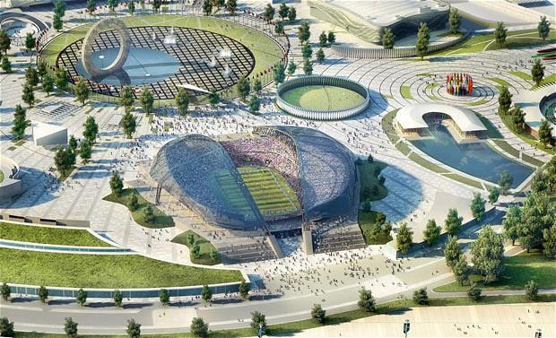 Олимпиада в Сочи 2014 – Зимни Олимпийски игри