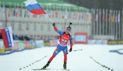 Успехът на руските биатлонисти е закономерност
