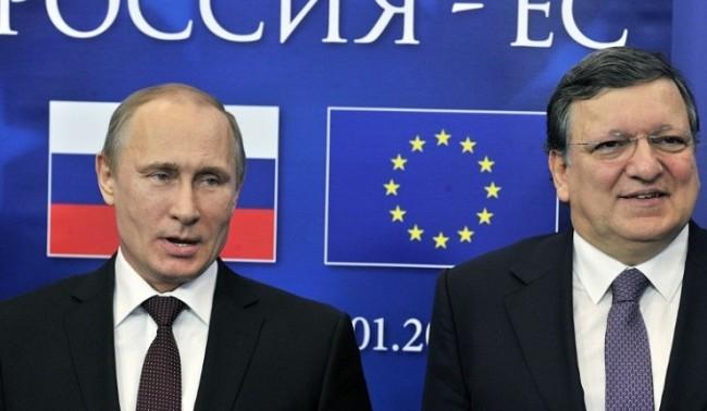 Барозу: няма противопоставяне между ЕС и Русия