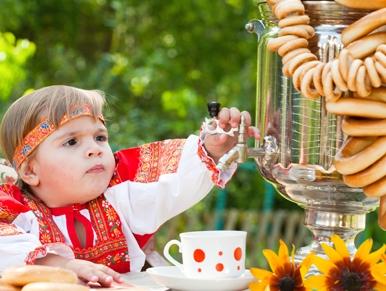 Руската чайна церемония