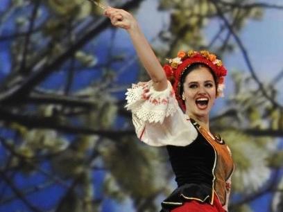За какво пеят кубанските казаци?