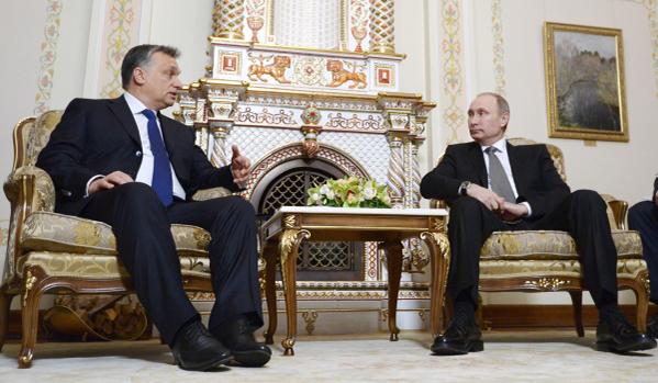 """Русия и Унгария със споразумение за АЕЦ """"Пакш"""""""