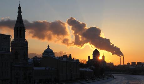 Студовете в Московска област се засилиха