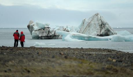 Руското географско дружество ще продължи разчистването на Арктика