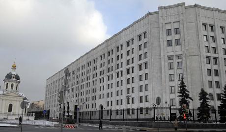 В Москва започна строителството на Национален център за управление на отбраната