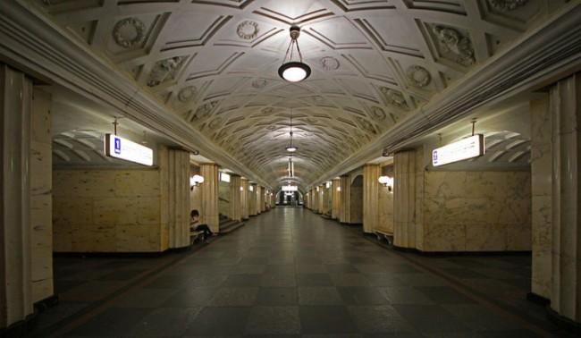 Московското метро е едно от най-красивите в света.