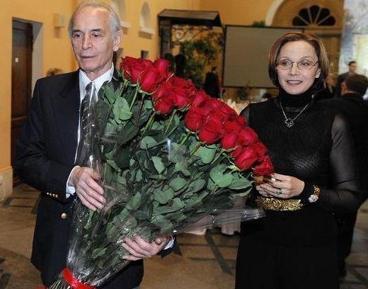 Могъщо честване в Русия на Василий Лановой – навърши 80 години
