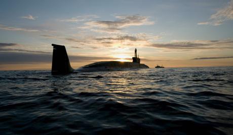 "Руски подводници с ""покривало-невидимка"""