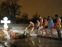 В Москва приготвили 54 дупки в леда за богоявленските къпания