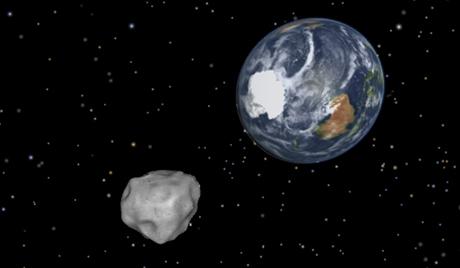 В пояса на астероиди е открита вода