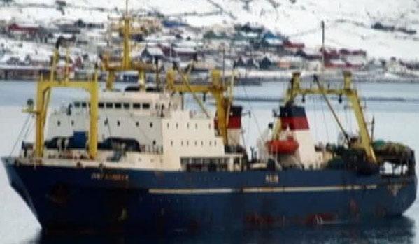 """За освобождението на кораба """"Олег Найденов"""" е внесен залог от 1 млн. долара"""