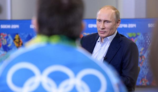 Путин иска руските олимпийци да зарадват феновете