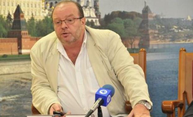 Журналист с български корени получи престижна литературна награда в Русия