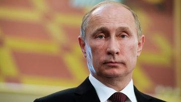 Путин заема трето място в списъка с хора, от които се възхищават