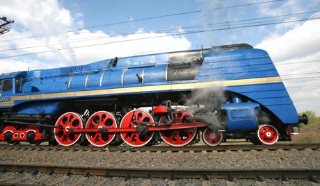 Руски железници – Европа