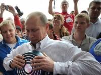 Путин се върна към активния спорт