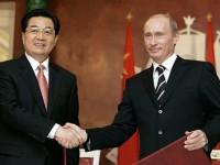 Дзинпин и Путин
