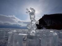 На Байкал ще се появи табун от 384 ледени коне