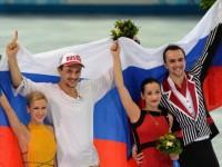 Златен и сребърен медал за руските състезатели във фигурното пързаляне