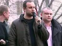 в Донецк се нажежава