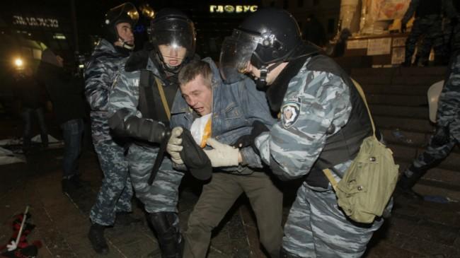На Майдан в безплатните напитки е имало наркотични вещества