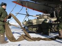Русия започнаха мащабни учения на Въздушнодесантни  войски