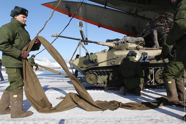 В Русия започнаха мащабни учения на Въздушнодесантни  войски