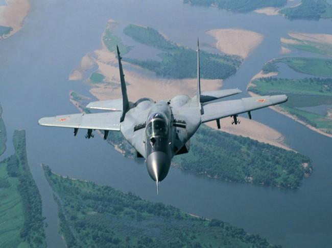 Крим вече има собствени ВВС