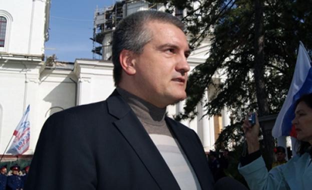 Аксенов: Крим не е готов да говори за автономия без легитимна власт
