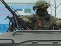 военни преминаха на страната на властите на Крим