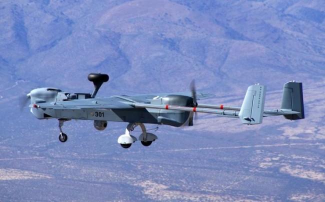 Американски безпилотен самолет е прихванат в Крим